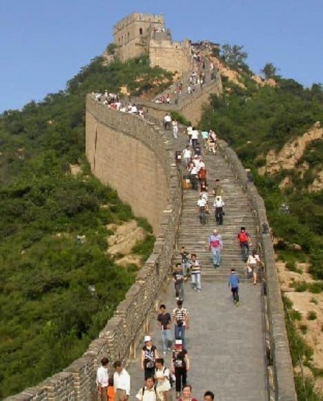 Alternatief Chinese Muur